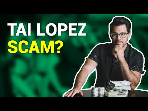 Tai Lopez Scam? Fact-Checking 29 Tai Lopez Claims.