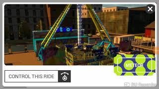 Funfair Ride Simulator 4 - (Meteor)