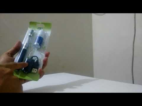 CE5 Electronic Cigarette Unboxing and Review