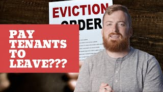 Should a landlord pay a tenant to leave? | Cash For Keys
