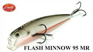 Lucky craft flash minnow 95mr