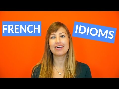 common french idioms