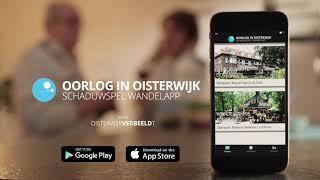 Wandelapp met twee routes 'Oorlog in Oisterwijk'