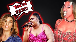 Jillian Michael's Calls Lizzo FAT AND UNHEALTHY! Is She Right or Fat Shaming?
