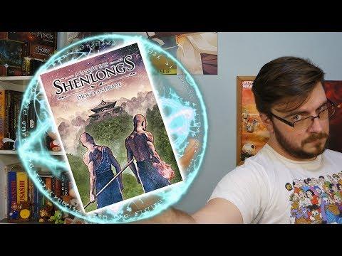 A Canção dos Shenlongs: Guerras Épicas do Império de Housai