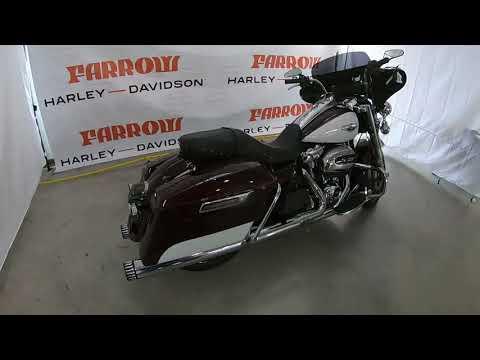 2021 Harley-Davidson Road King FLHR