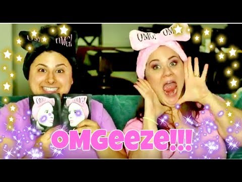 OMG! Face Mask – Try-on & Review!!!