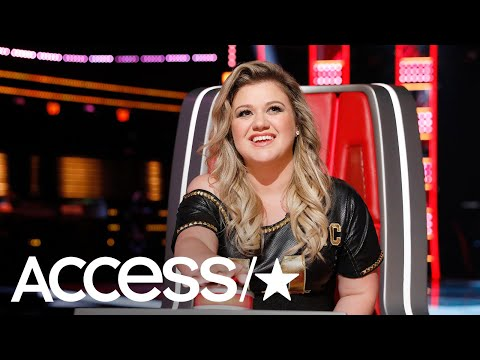 Kelly Clarkson Makes An Epic Debut On 'The Voice'   Access