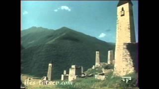 В горах Чечено Ингушетии