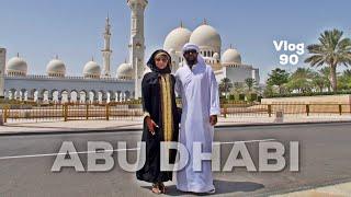 ABU DHABI | SHEIKH ZAYED GRAND MOSQUE VLOG