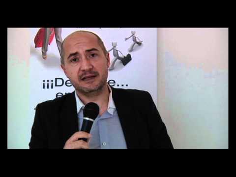 Victor Gil, sociólogo y responsable de Mktfan.com, en el dpeAlicante 2011