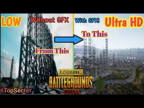 NO LAGS* in PUBG MOBILE Ultra HD Graphics ON ANY DEVICE!! PC