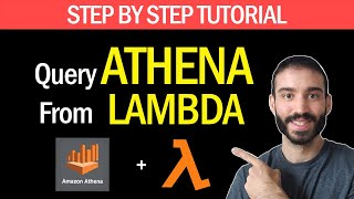 How to Query AWS Athena from a Lambda Function | Step by Step Tutorial
