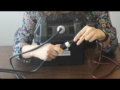 How to Use Your External Battery and Charger with the Trilogy 200