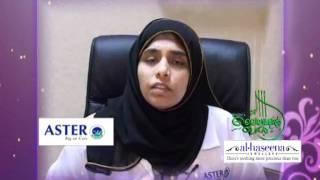 Health Tips Ramadan 2011 on Kairali TV by Ms. Lubna Surya (Dietician)