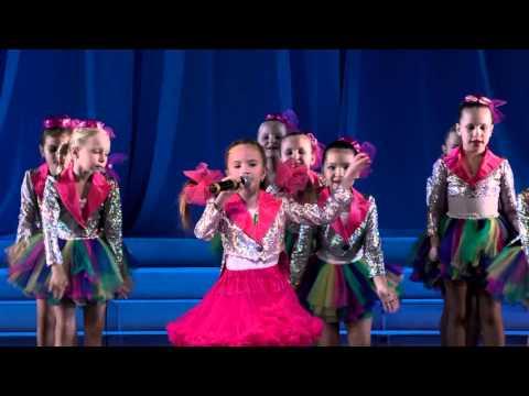 Бум-бум-ла-ла - Милана Алиева и Бэби балет