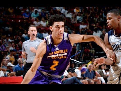 HIGHLIGHTS: Los Angeles Lakers vs Dallas Mavericks (VIDEO) SEMIS - 2017 NBA Las Vegas Summer League