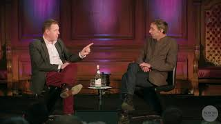 Niall Ferguson in conversation with Will Self