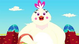 Eena Meena Deeka | Mamãe Ó Múmia | Desenhos animados para crianças | WildBrain em Português