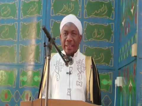 Sheikh Tajuddeen - Khutbah (Yoruba) [Important Guidelines About Elections] 16-02-2019