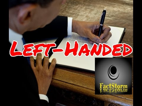 ▶10 LITTLE KNOWN Facts About Left handed People◀