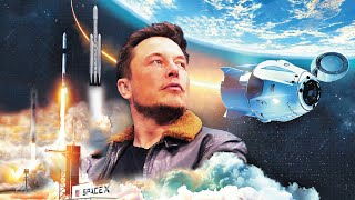 The Rise of SpaceX Elon Musk's Engineering Masterpiece
