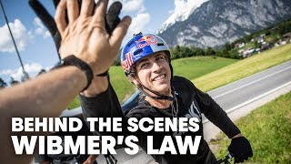 Behind The Scenes | Fabio Wibmer's Law