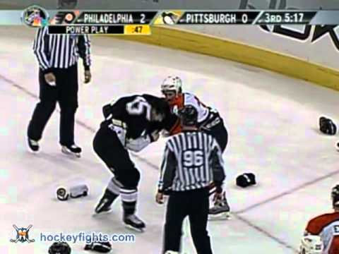 Max Talbot vs. Freddy Meyer