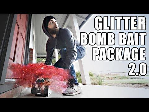 Zloděj balíků versus nástražná bomba se třpytkami 2.0