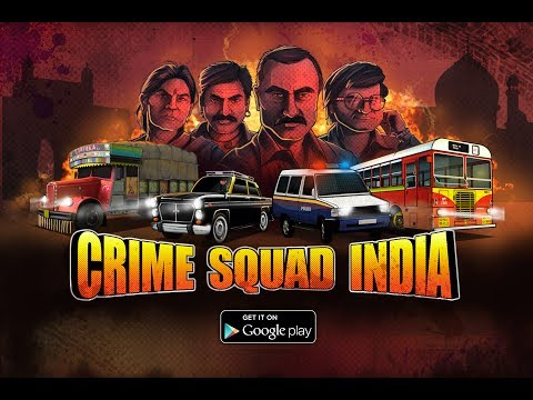 Video of Crime Squad India Driving Game
