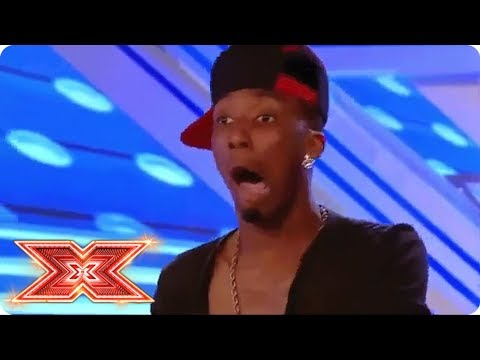 J Star's Unforgettable Audition | The X Factor UK