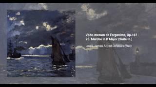 Vade-mecum de l'organiste, Op. 187