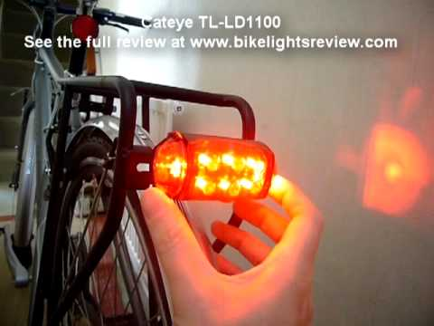 Cateye TL-LD1100 Review
