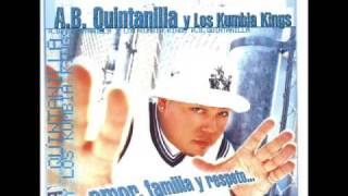 A.B. Quintanilla y Los Kumbia Kings - Quiero Ser Tu Dadda