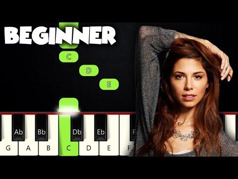 A Thousand Years - Christina Perri   BEGINNER PIANO TUTORIAL + SHEET MUSIC by Betacustic