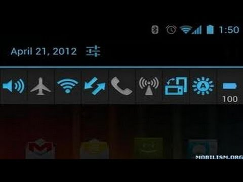 Vídeo do Notification Toggle