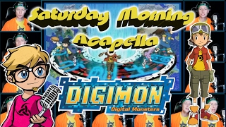 DIGIMON FRONTIER Theme - Saturday Morning Acapella