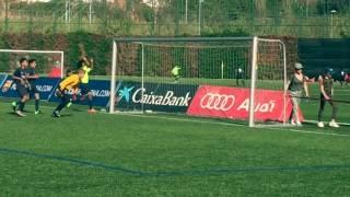 Elan Amienyi #7 at 6th FCBEscola Tournament April 12-2017