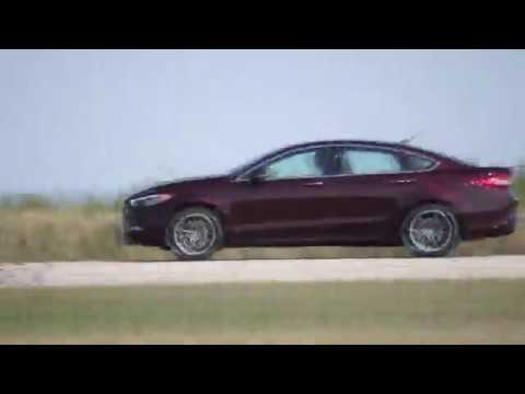 Ford Fusion Sport - 1/2 Mile Top Speed - Salute to Speed