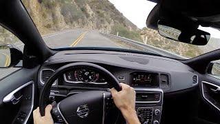 [WR TV] V60 Polestar POV Canyon Drive