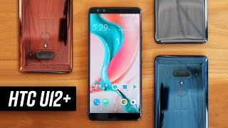 HTC U12+ First Look: Return of the King?