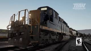 VideoImage1 Train Sim World: CSX Heavy Haul