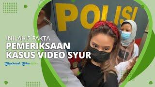 Bungkam Setelah Diperiksa Polisi, Inilah 5 Fakta Pemeriksaan Gabriella Larasati terkait Kasus Video