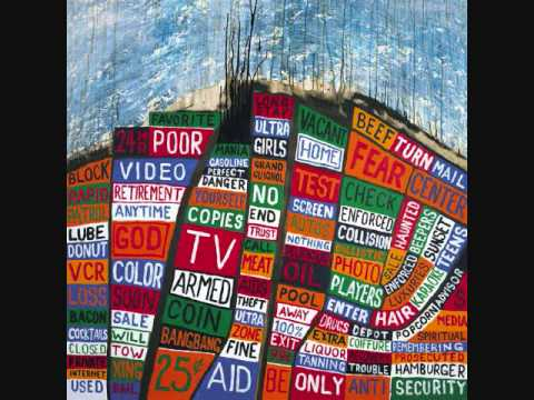 Radiohead   Sail to the Moon Brush the Cobwebs Out of the Sky