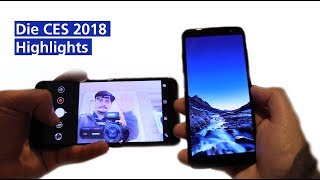CES 2018 Highlights? Acer Swift 7, ASUS Zenfone Max Plus, Harman Infotainmentsystem (deutsch HD)