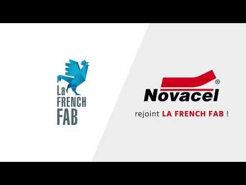 Novacel rejoint La French Fab