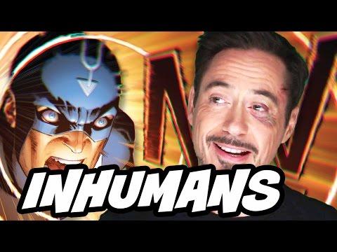 Marvel Inhumans TV Show 2017 Explained