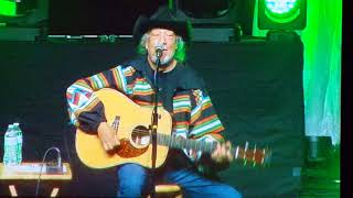 """""""I WISH I COULD HAVE BEEN THERE"""" John Anderson Black Bear Casino, Carlton, MN April 21, 2018"""