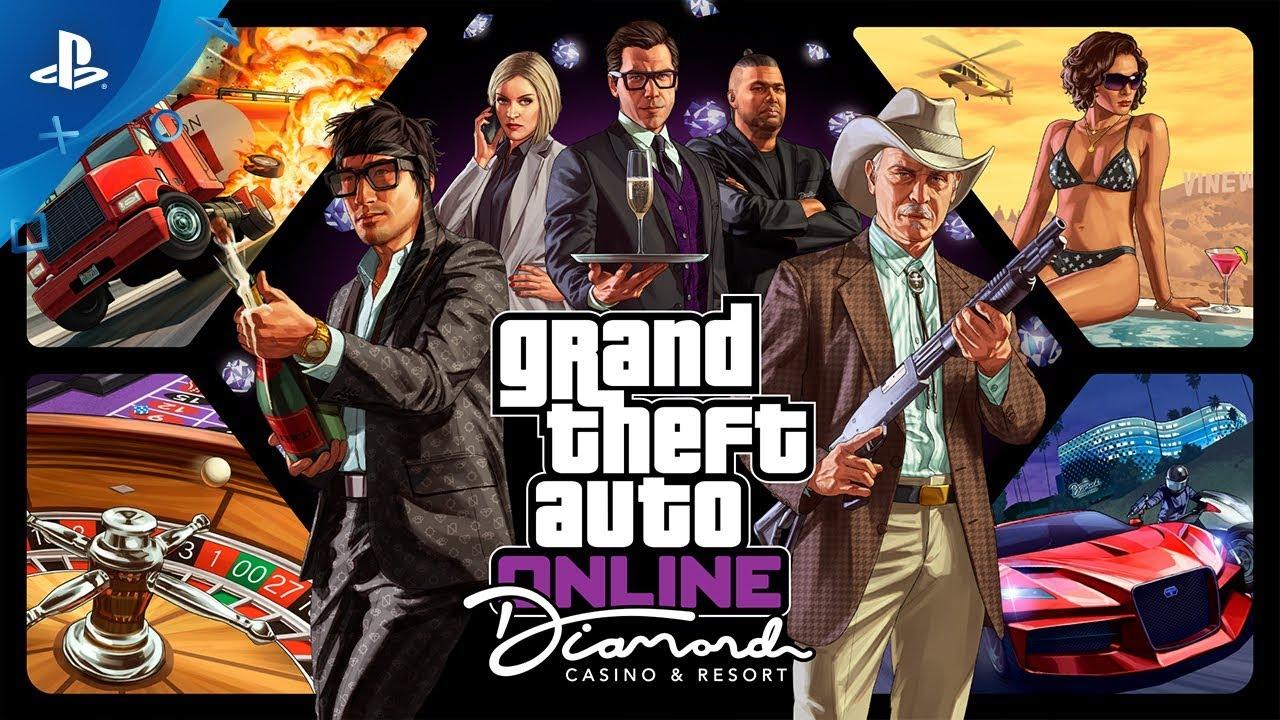 The Diamond Casino & Resort Grand Opening – July 23