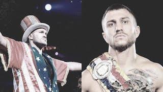 Boxing Pushing Great White Hypes Tyson Fury & Vasyl Lomachenko | Spence vs Crawford Close?